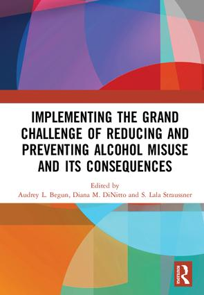 Implementing the Grand Challenge of Reducing and Preventing Alcohol Misuse and its Consequences book cover