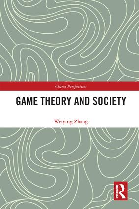 Game Theory and Society: 1st Edition (Paperback) book cover