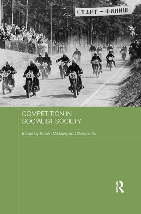 Competition in Socialist Society: 1st Edition (Paperback) book cover
