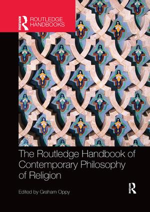 The Routledge Handbook of Contemporary Philosophy of Religion book cover