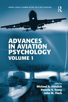 Advances in Aviation Psychology: Volume 1, 1st Edition (e-Book) book cover