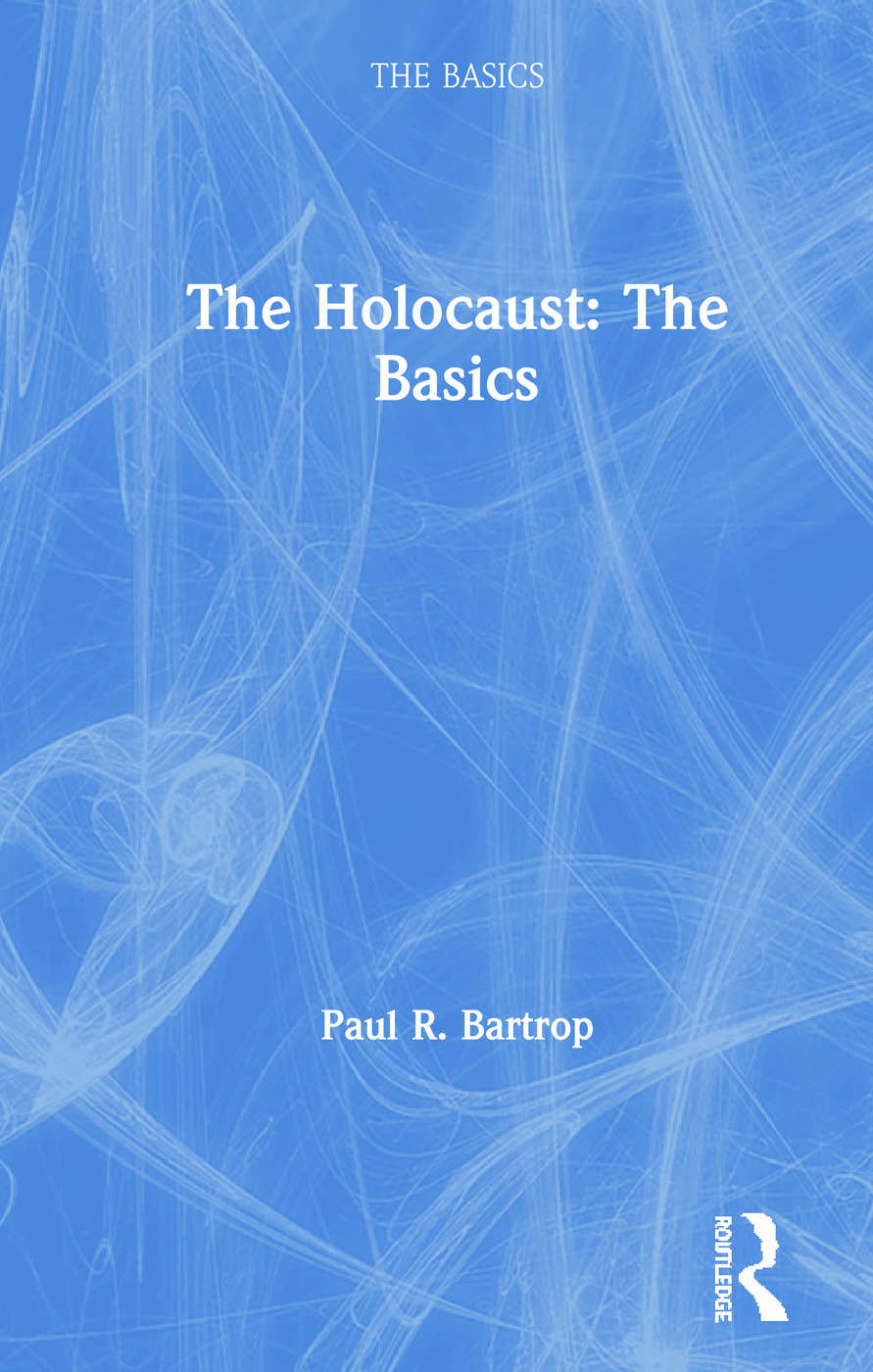 The Holocaust: The Basics: 1st Edition (Hardback) book cover