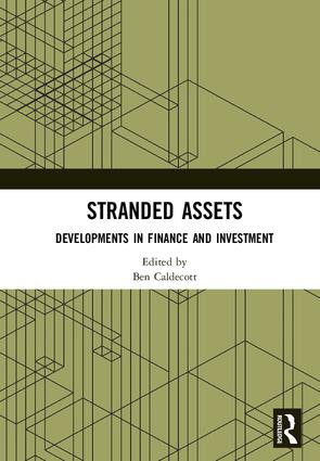 Stranded Assets: Developments in Finance and Investment (Hardback) book cover