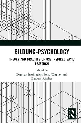 Bildung Psychology: Theory and Practice of Use Inspired Basic Research, 1st Edition (Hardback) book cover
