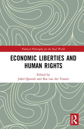 Economic Liberties and Human Rights book cover