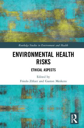 Environmental Health Risks: Ethical Aspects book cover