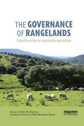 The Governance of Rangelands: Collective Action for Sustainable Pastoralism book cover