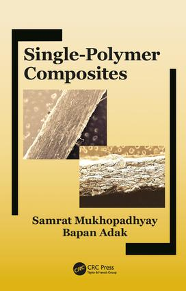 Single-Polymer Composites: 1st Edition (Hardback) book cover