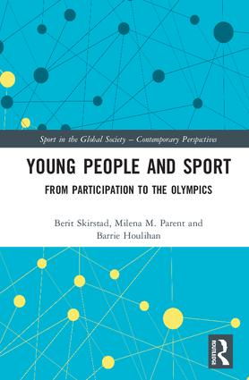 Young People and Sport: From Participation to the Olympics, 1st Edition (Hardback) book cover