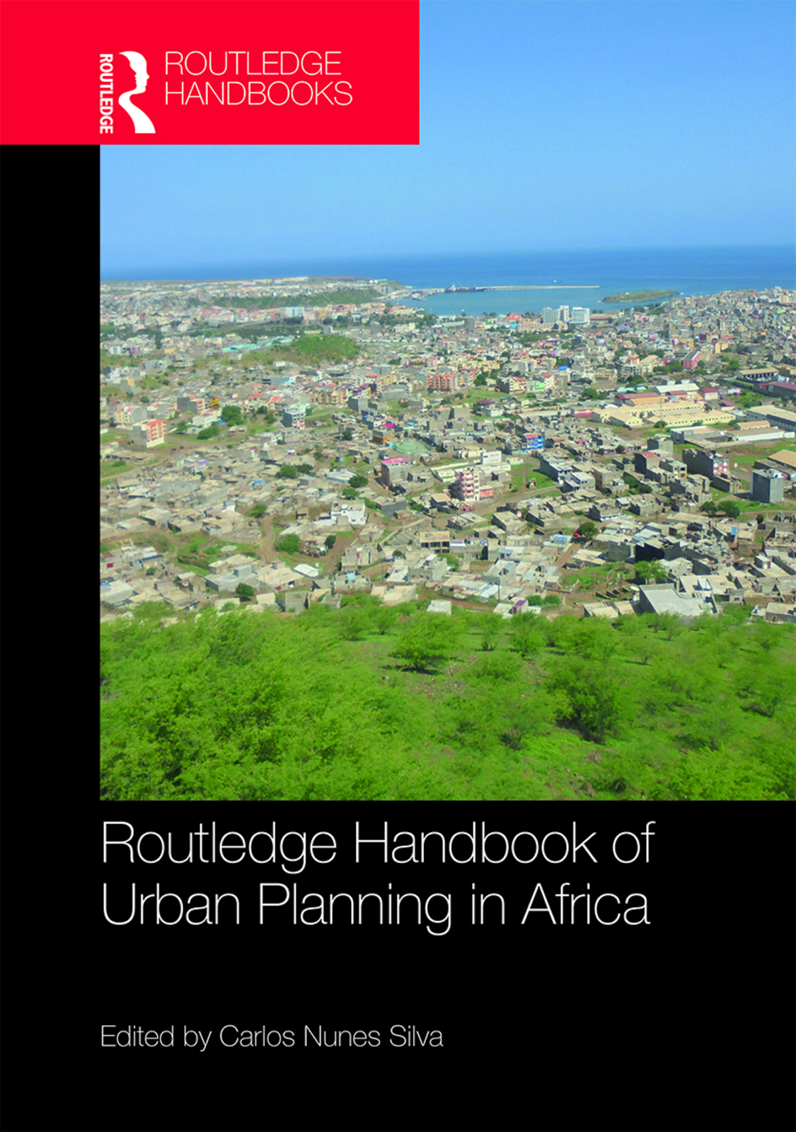Routledge Handbook of Urban Planning in Africa book cover