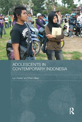 Adolescents in Contemporary Indonesia book cover