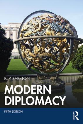 Modern Diplomacy book cover