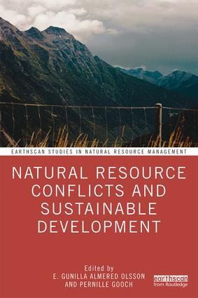 Natural Resource Conflicts and Sustainable Development book cover