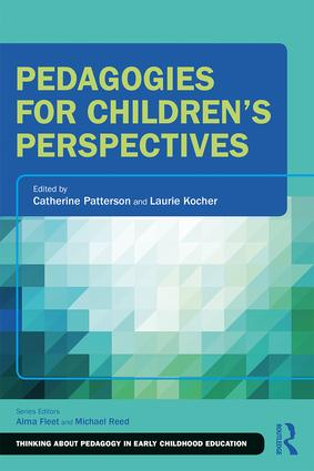 Pedagogies for Children's Perspectives book cover