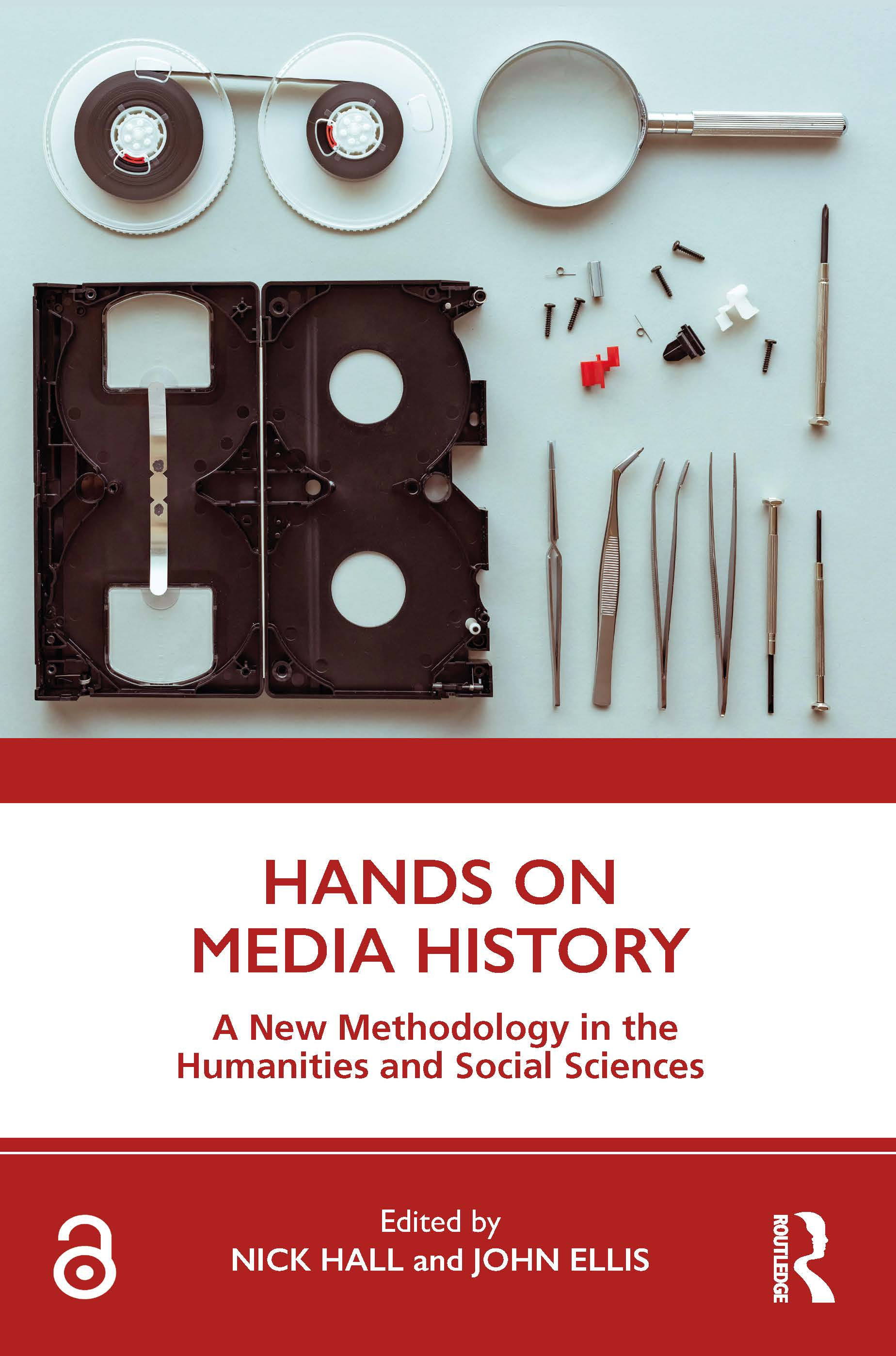 Hands on Media History: A new methodology in the humanities and social sciences book cover