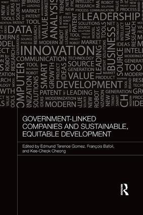 Government-Linked Companies and Sustainable, Equitable Development: 1st Edition (Paperback) book cover