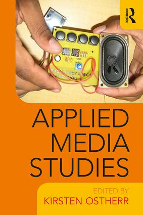 Applied Media Studies book cover