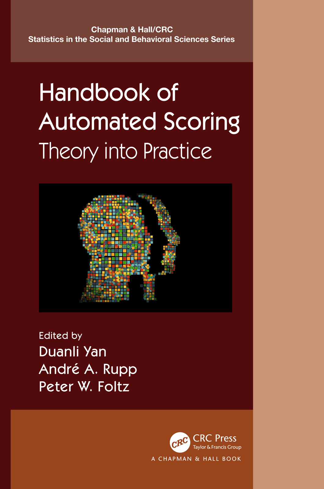 Handbook of Automated Scoring: Theory into Practice book cover