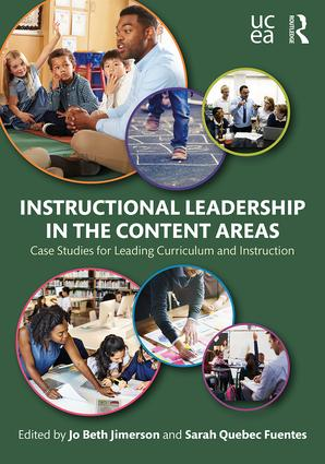 Instructional Leadership in the Content Areas: Case Studies