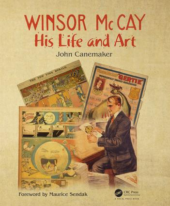 Winsor McCay: His Life and Art book cover