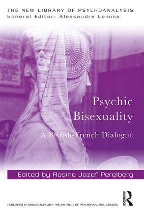 Psychic Bisexuality: A British-French Dialogue (Paperback) book cover