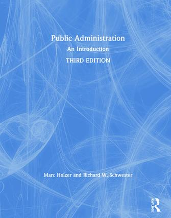 Public Administration: An Introduction book cover
