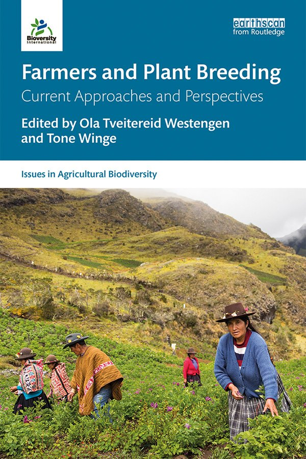 Farmers and Plant Breeding: Current Approaches and Perspectives book cover