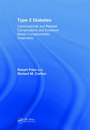 Type 2 Diabetes: Cardiovascular and Related Complications and Evidence-Based Complementary Treatments book cover