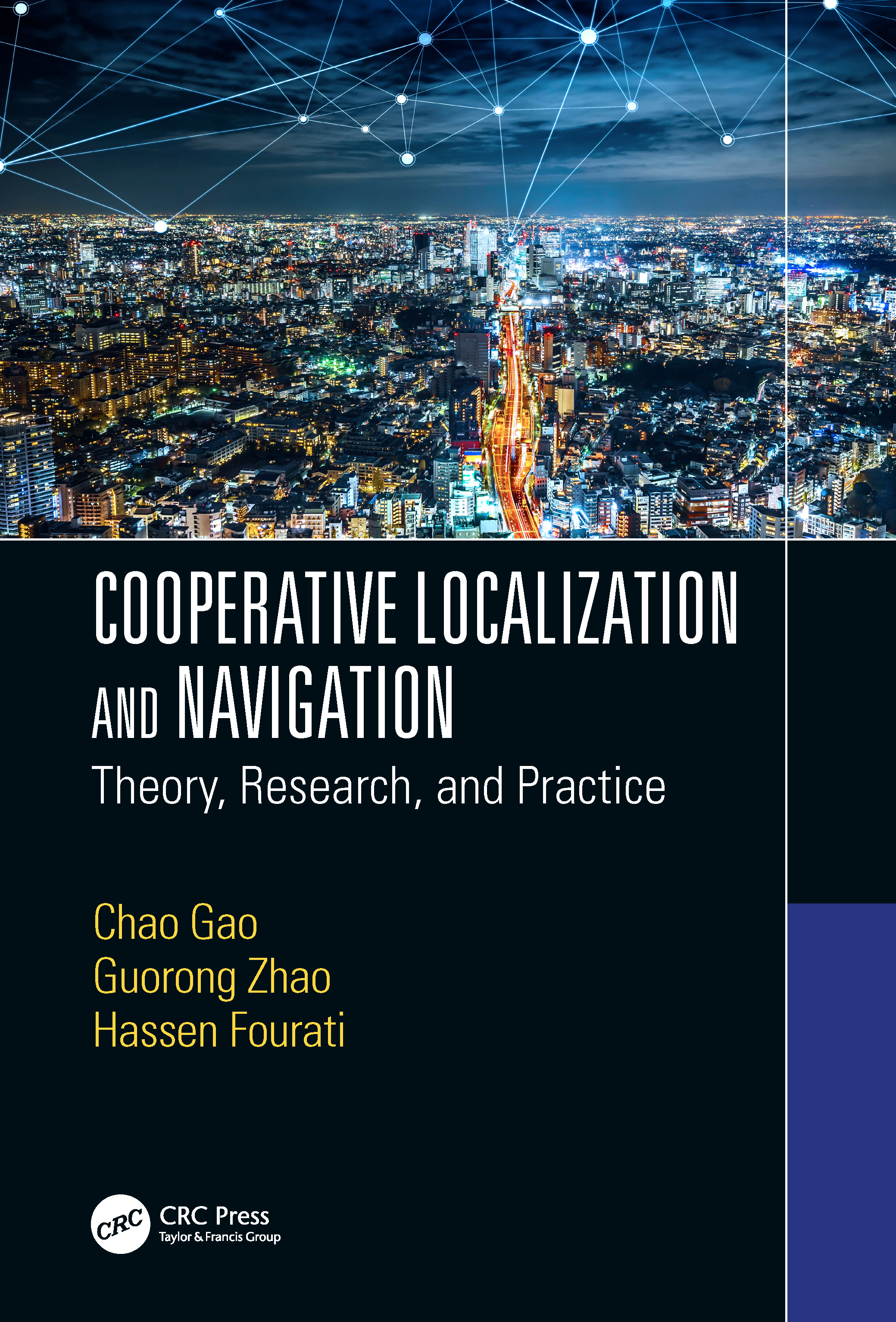 Cooperative Localization and Navigation: Theory, Research, and Practice, 1st Edition (Hardback) book cover