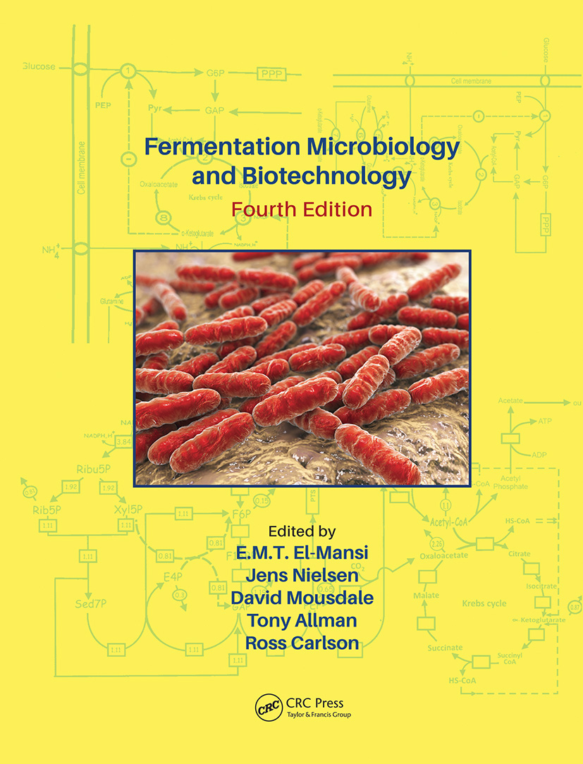 Fermentation Microbiology and Biotechnology, Fourth Edition: 4th Edition (Hardback) book cover