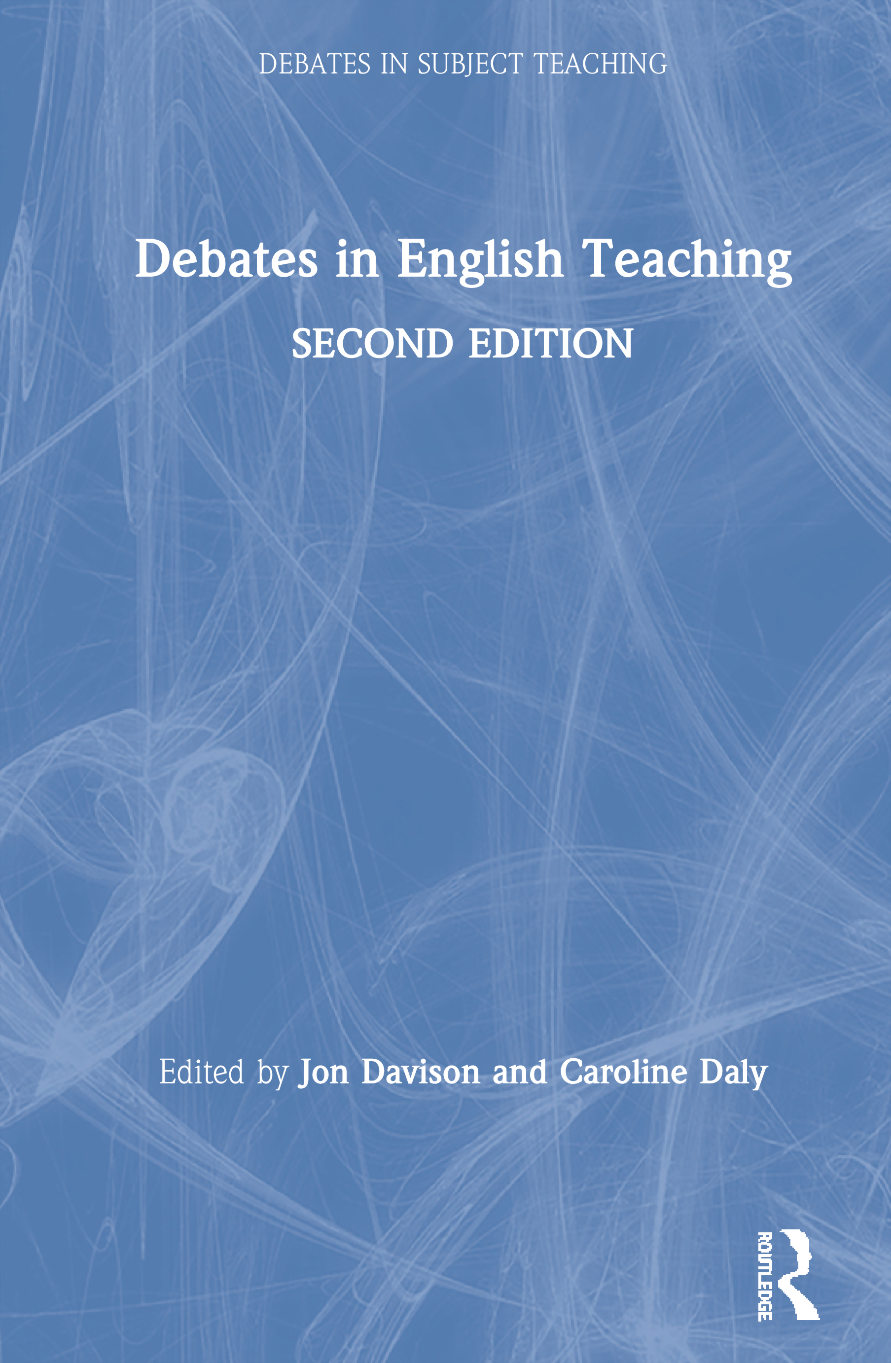 Debates in English Teaching book cover