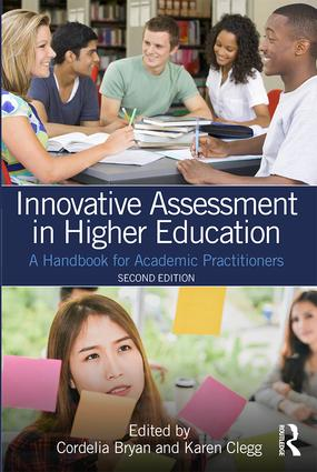 Innovative Assessment in Higher Education: A Handbook for Academic Practitioners book cover