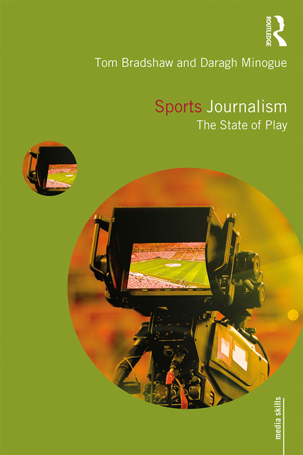 Sports Journalism: The State of Play book cover
