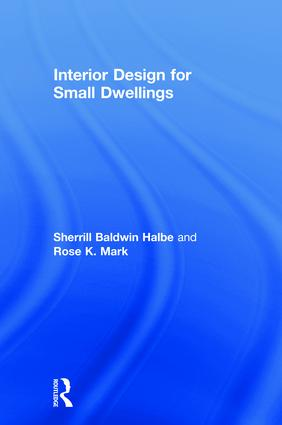 Interior Design for Small Dwellings book cover