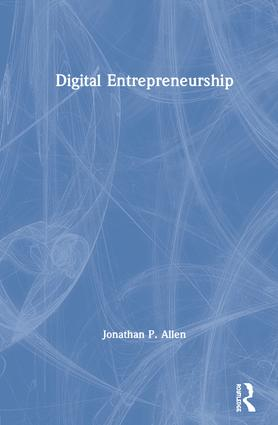 Digital Entrepreneurship book cover