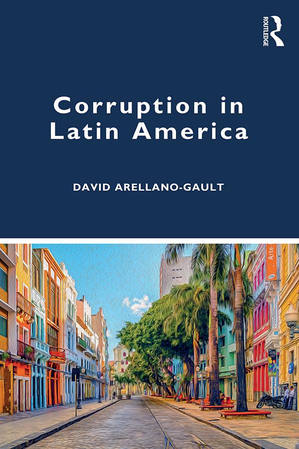 Corruption in Latin America book cover