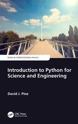 Introduction to Python for Science and Engineering: 1st Edition (Paperback) book cover