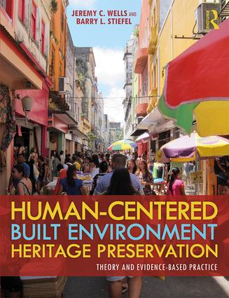 Human-Centered Built Environment Heritage Preservation: Theory and Evidence-Based Practice book cover
