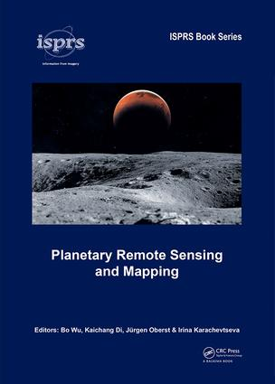 Planetary Remote Sensing and Mapping book cover