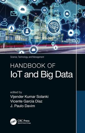 Handbook of IoT and Big Data book cover