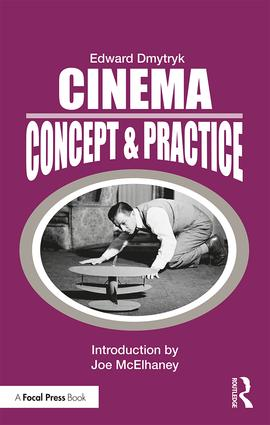 Cinema: Concept & Practice book cover