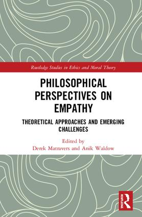 Philosophical Perspectives on Empathy: Theoretical Approaches and Emerging Challenges book cover