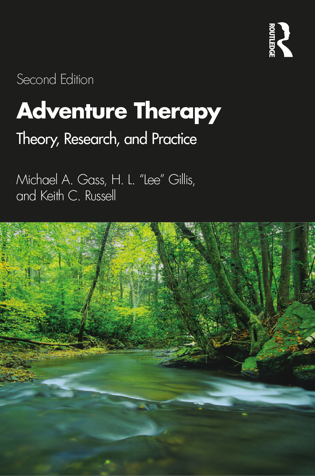 Adventure Therapy: Theory, Research, and Practice book cover