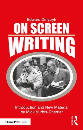 On Screen Writing book cover