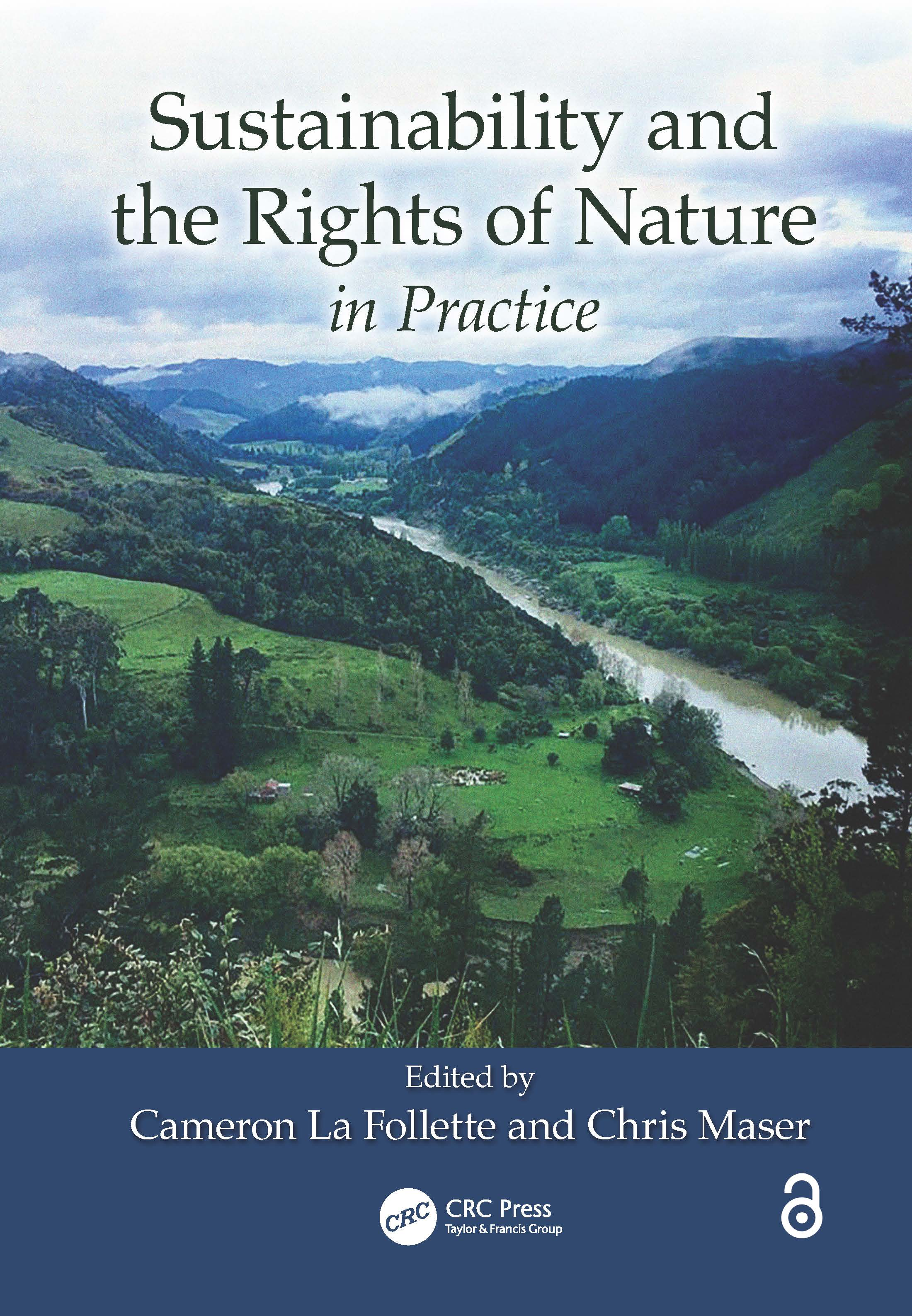 Sustainability and the Rights of Nature in Practice book cover