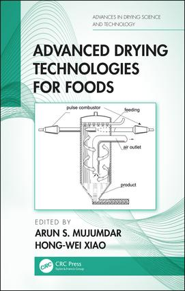Advanced Drying Technologies for Foods: 1st Edition (Hardback) book cover