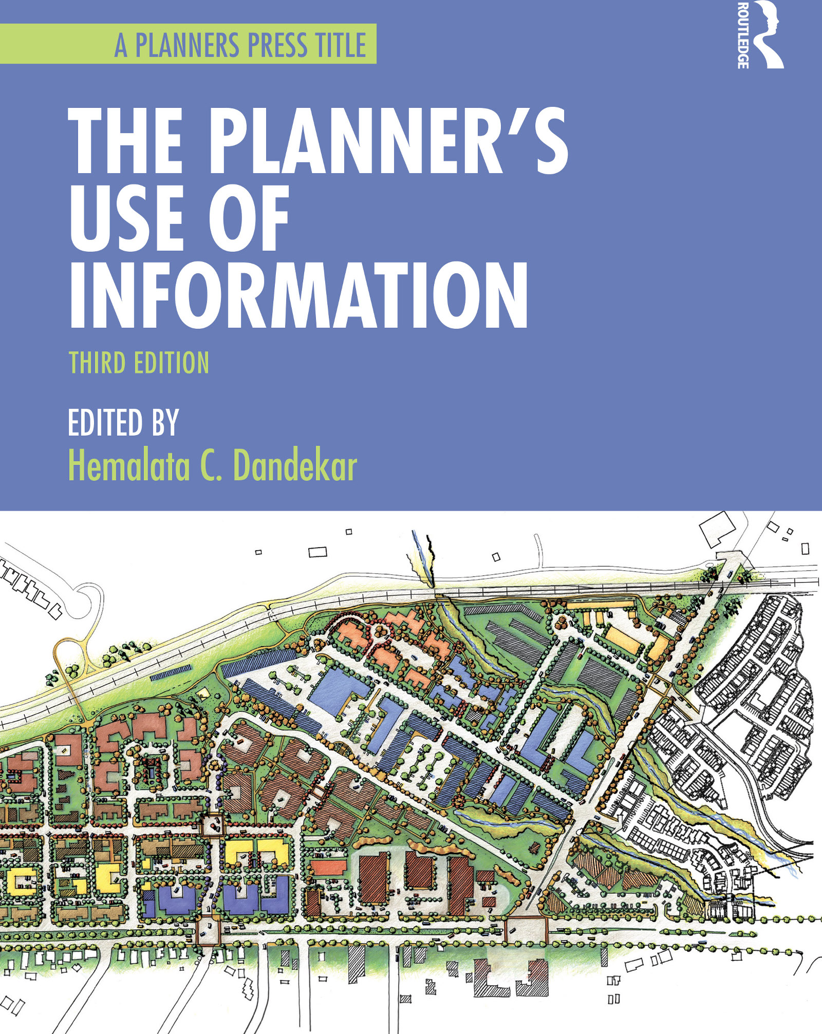 The Planner's Use of Information: 3rd Edition (Hardback) book cover