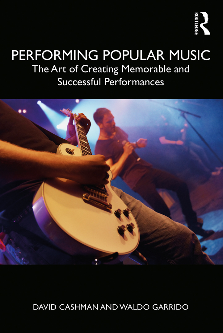 Performing Popular Music: The Art of Creating Memorable and Successful Performances book cover