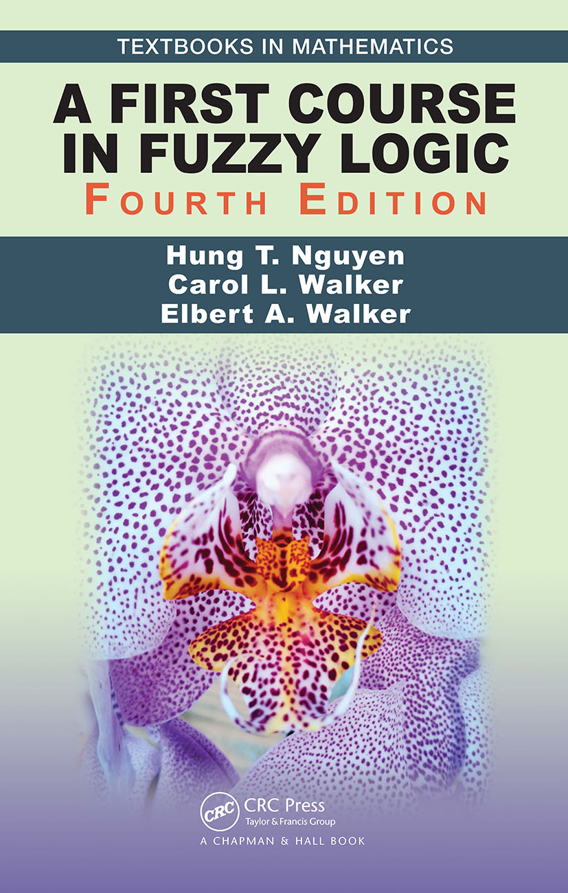 A First Course in Fuzzy Logic: 4th Edition (Hardback) book cover