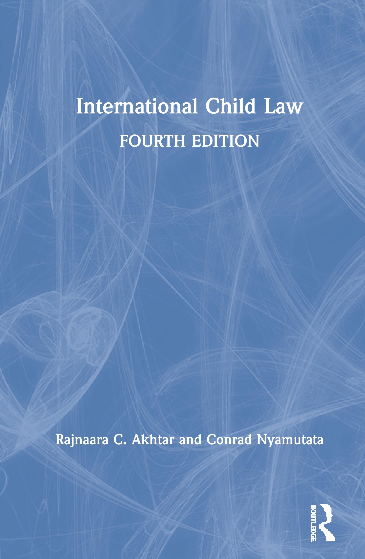 International Child Law: 4th Edition (Hardback) book cover